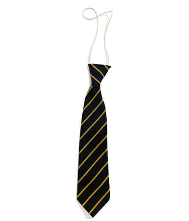 Woodmansterne Primary School - elastic-tie