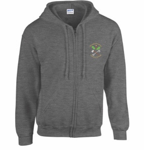 Staff uniform - Zip-up hoodie