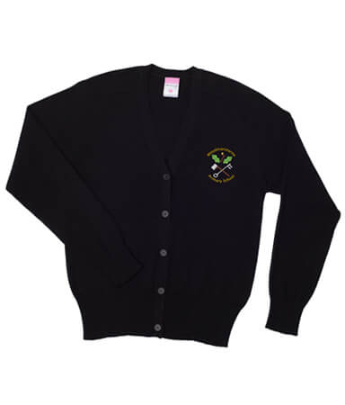 100% Cotton Cardigan